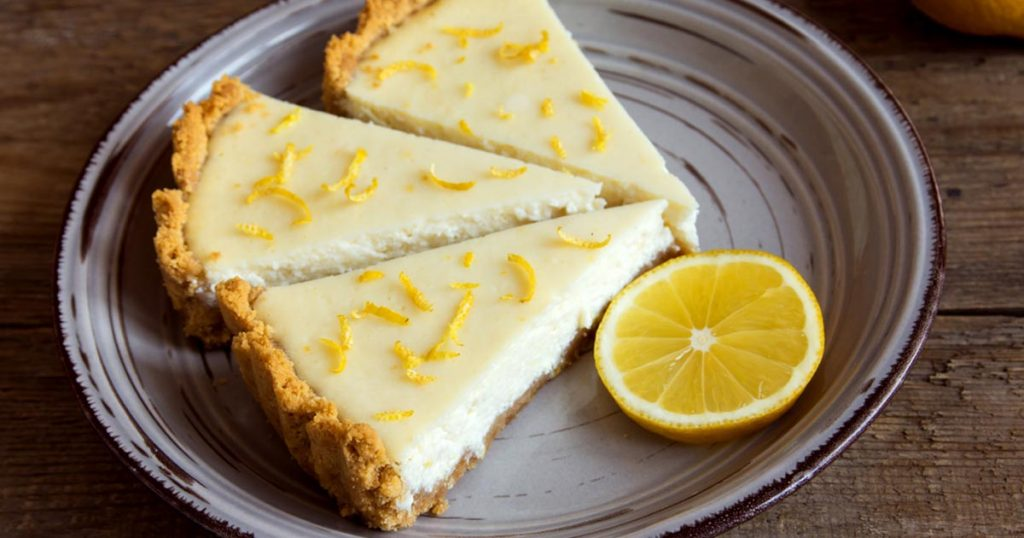 Cream Cheese Lemonade Pie Recipe